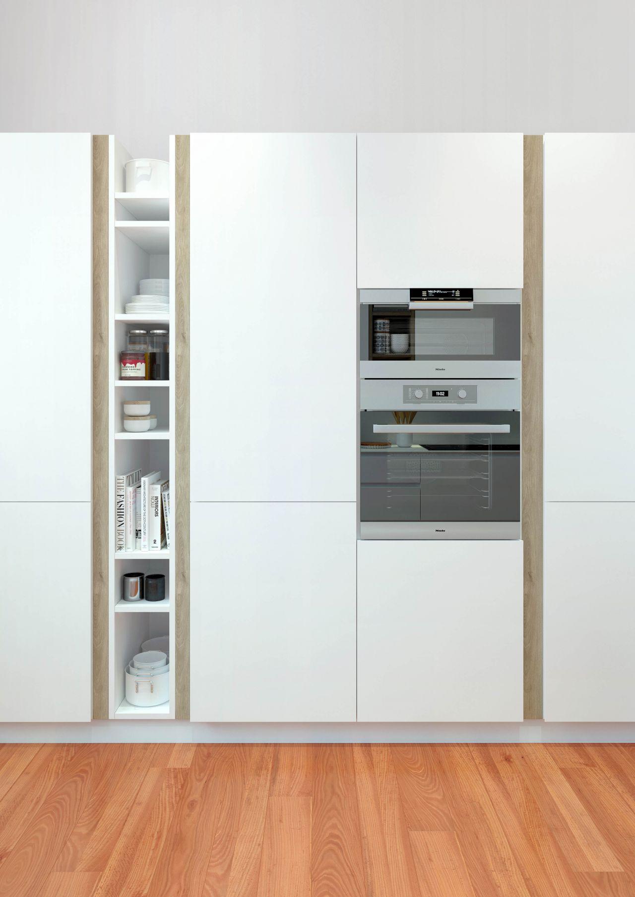 materiales y accesorios - mareti muebles de cocina